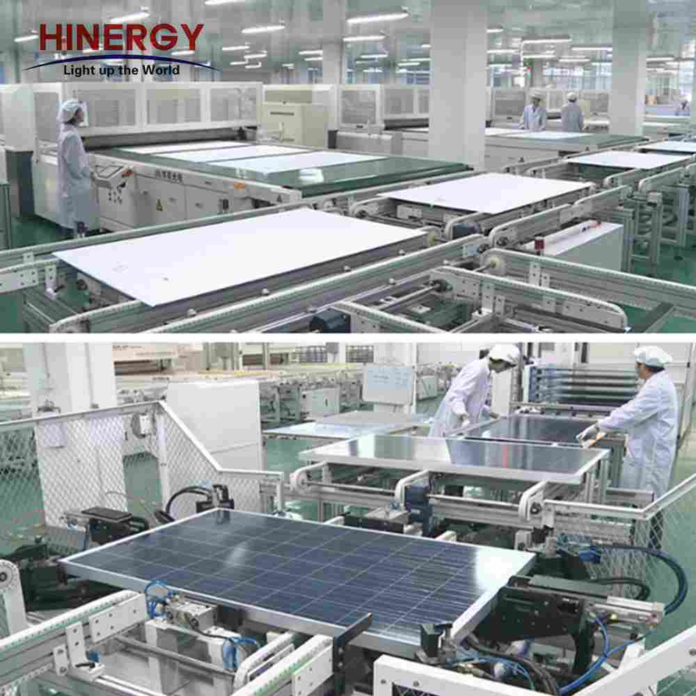 High Efficiency 350w Solar Panel for Solar Power Plant from China Manufacturer Thumb 5