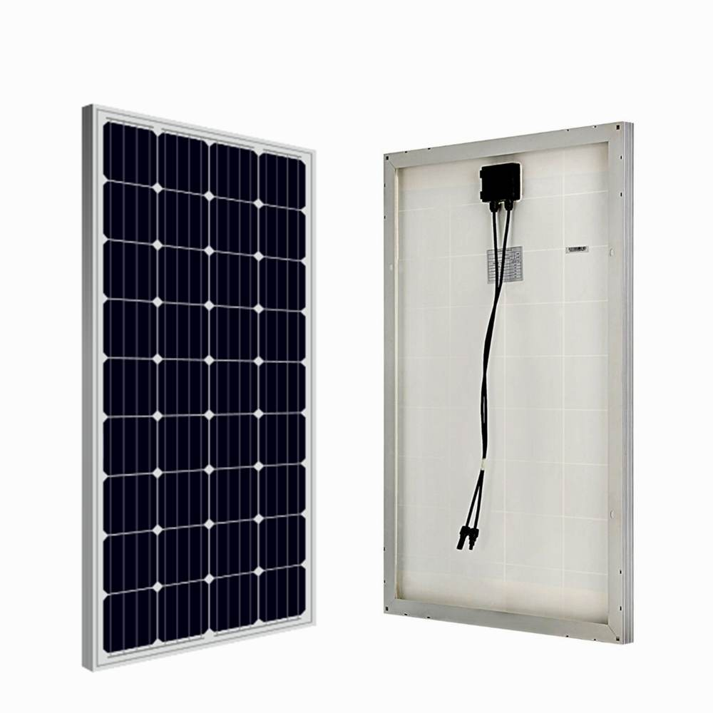 High efficiency monocrystalline solar panel home from China manufacturer Thumb 1