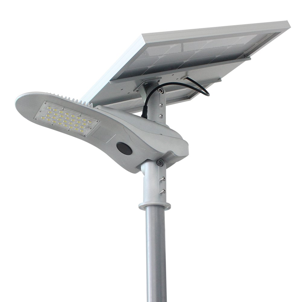Hinergy Double Arm Solar LED Street Light for Outdoor Lighting from China Manufacturer Thumb 4
