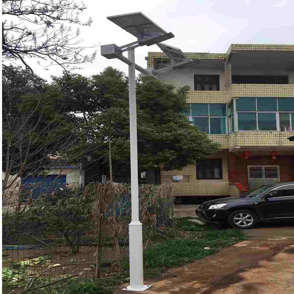 Hinergy outdoor automatic dusk to dawn solar street light wholesaler with battery backup Thumb 6