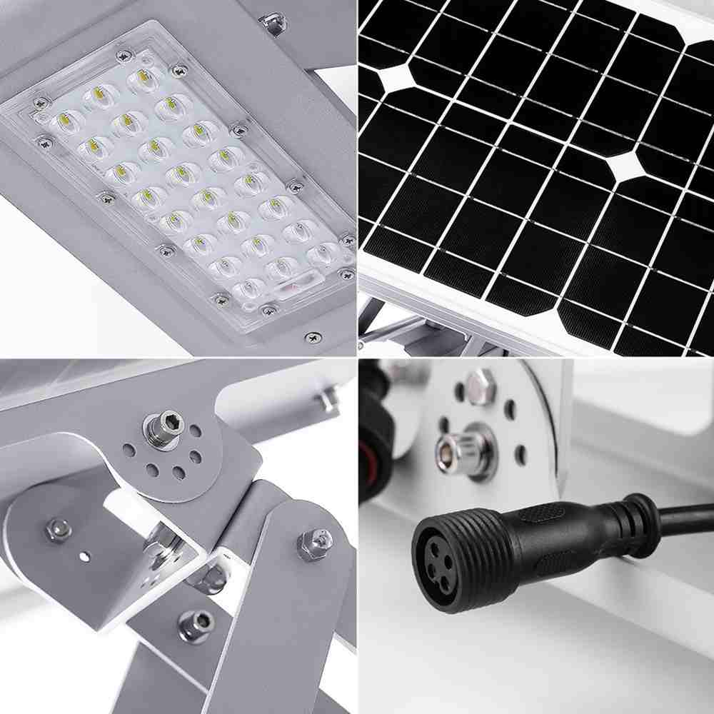 Hinergy outdoor automatic dusk to dawn solar street light wholesaler with battery backup Thumb 2