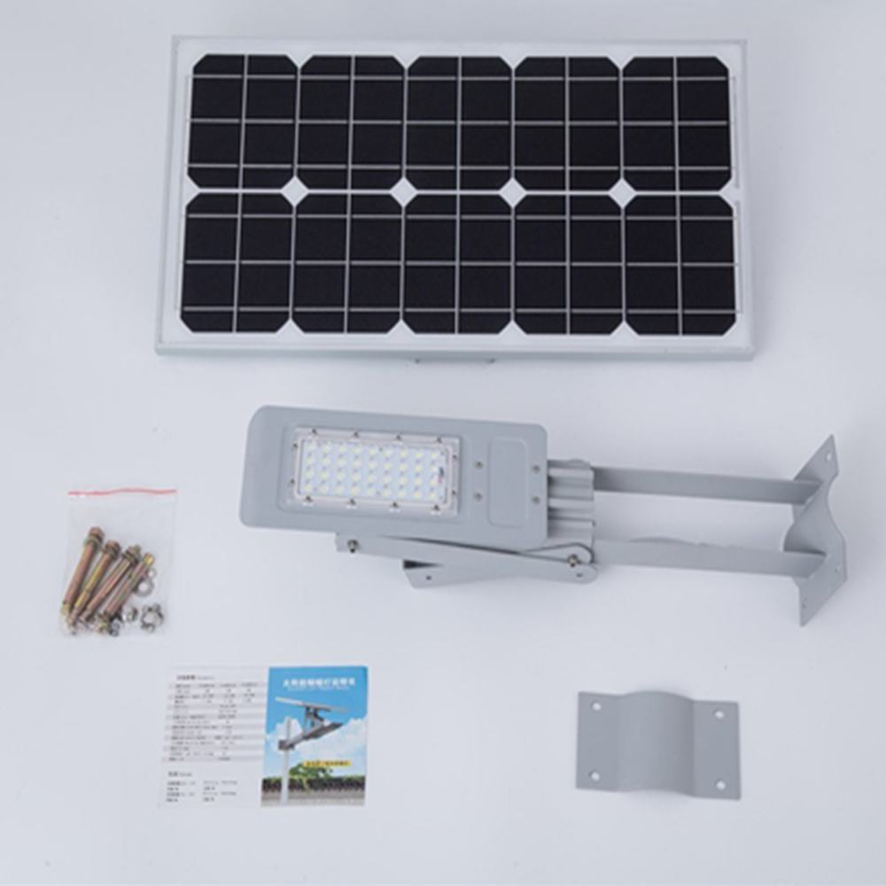 Hinergy outdoor automatic dusk to dawn solar street light wholesaler with battery backup Thumb 3