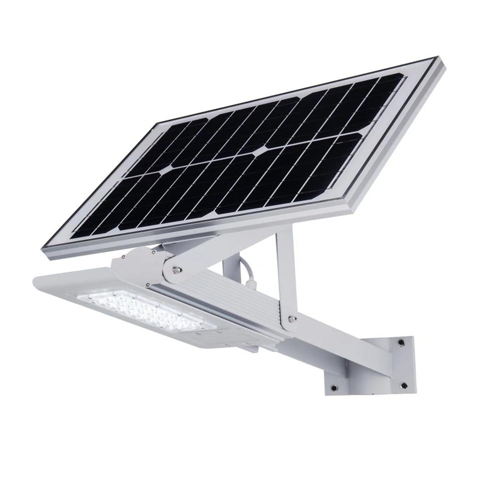 Hinergy outdoor automatic dusk to dawn solar street light wholesaler with battery backup Thumb 1