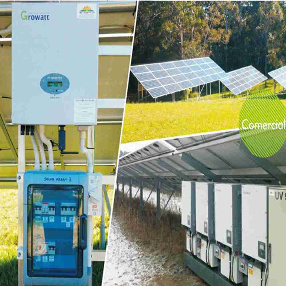 Single Phase 2.5KW 3KW 4.2KW 4.6KW 5Kva 6KW MPPT Solar Inverter for Grid Tied Solar Power System. Thumb 4
