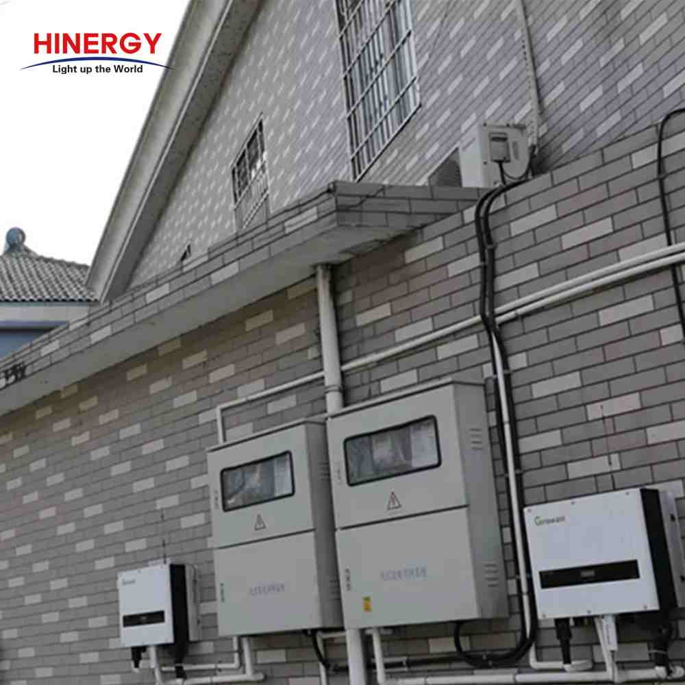Solar Panel Inverter Use for Solar Home System-Hinergy Thumb 5